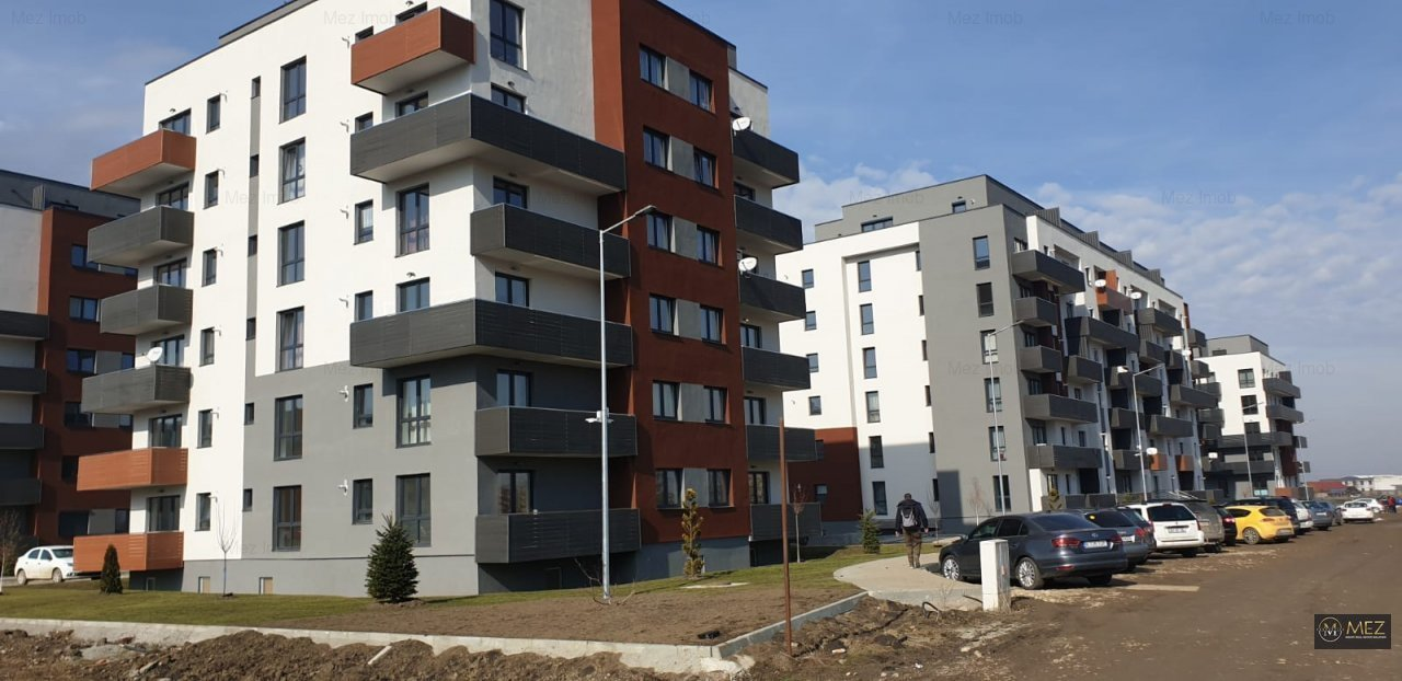 Apartament 3 camere – Kron Towers